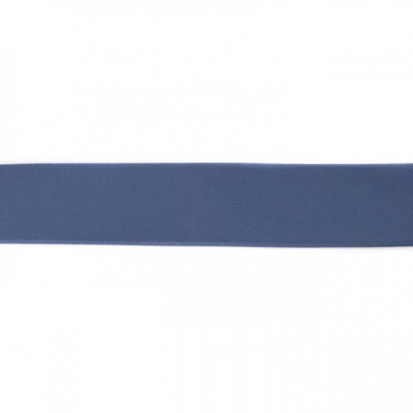 Elastikband - 40mm - Jeans