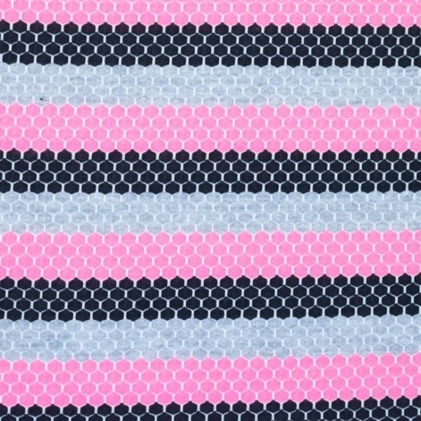 Jersey Sportswear Pink-Schwarz