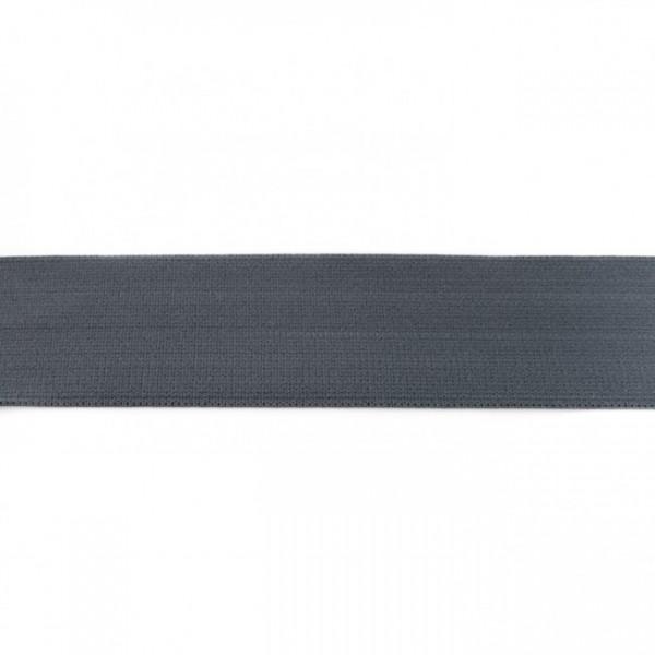 Elastikband - 40mm - Grau