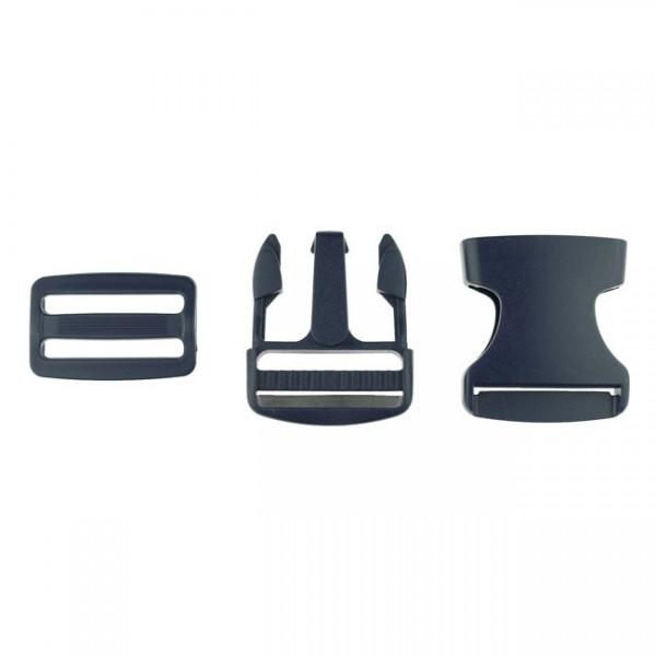 Taschenverschluss - 3,8cm - Marine