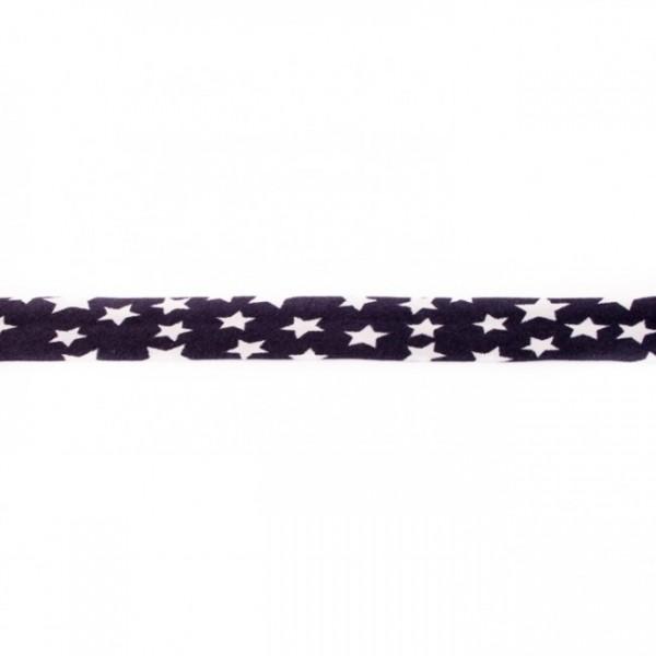 Einfassband Stern Schwarz